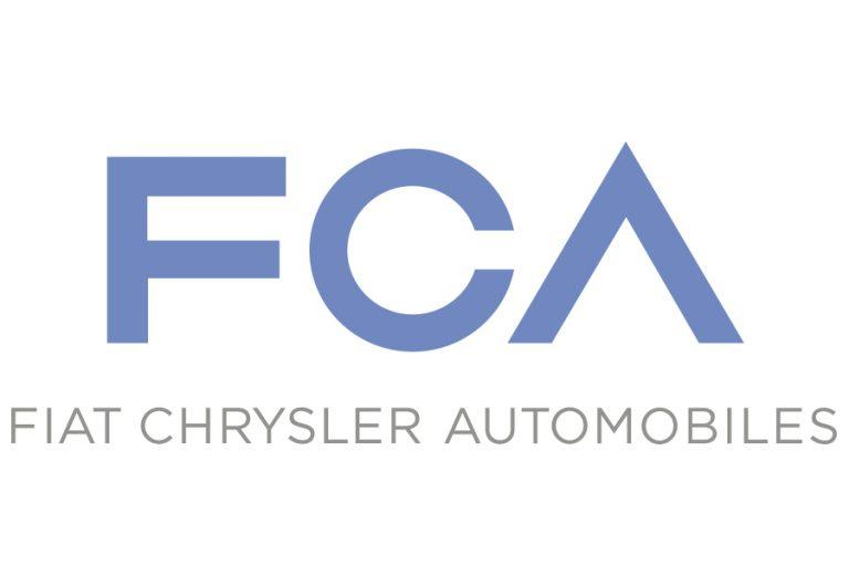 fca fiat chrysler automobilies logo
