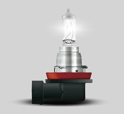 osram H16L+ lampada faro 12v
