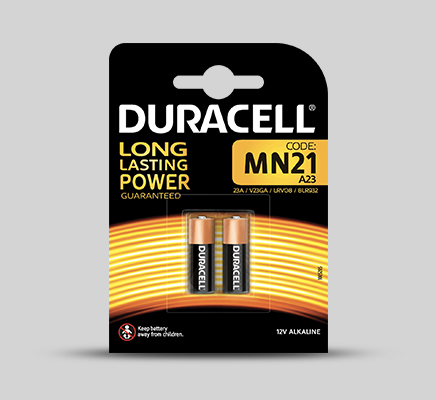 duracell batterie alcaline pile industriali