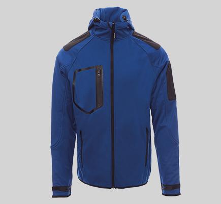 giacca uomo personalizzabile poliestere abbigliamento lavoro