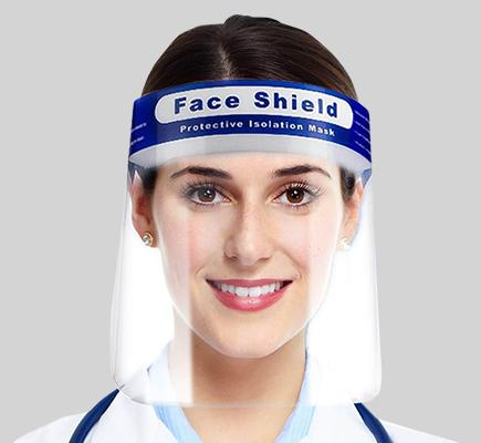 visiera protettiva apet facciale sicurezza personale
