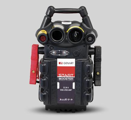 avviatore booster accumulatore motore mobile