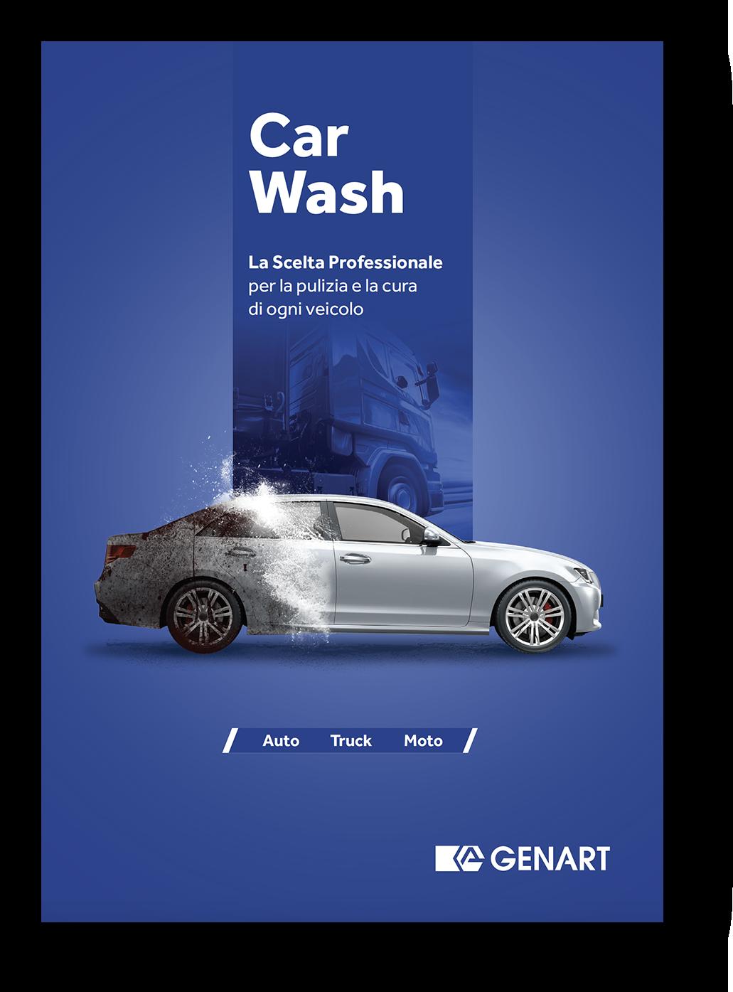 car wash catalogo genart