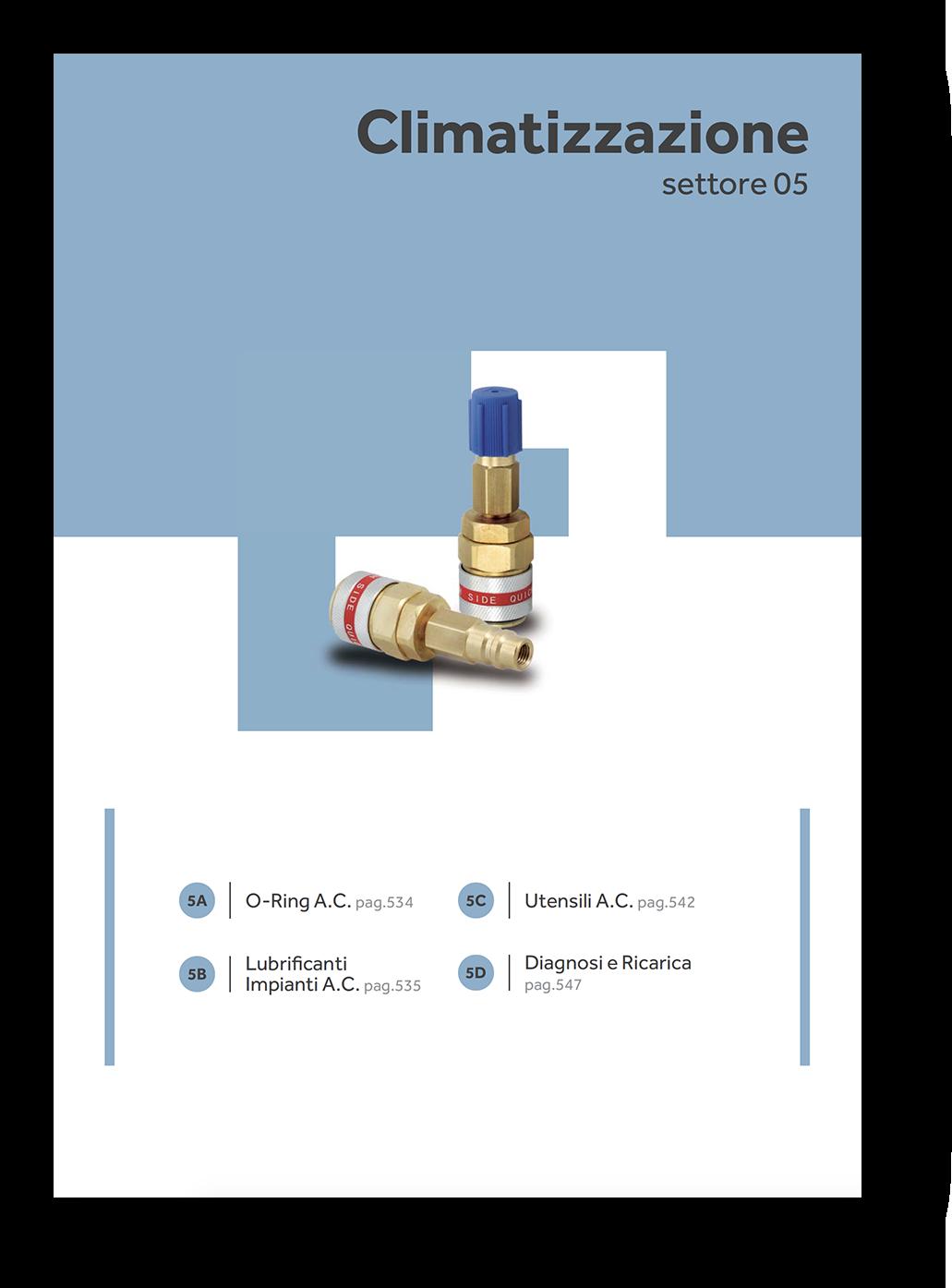 aria condizionata trattamento diagnosi impianti catalogo