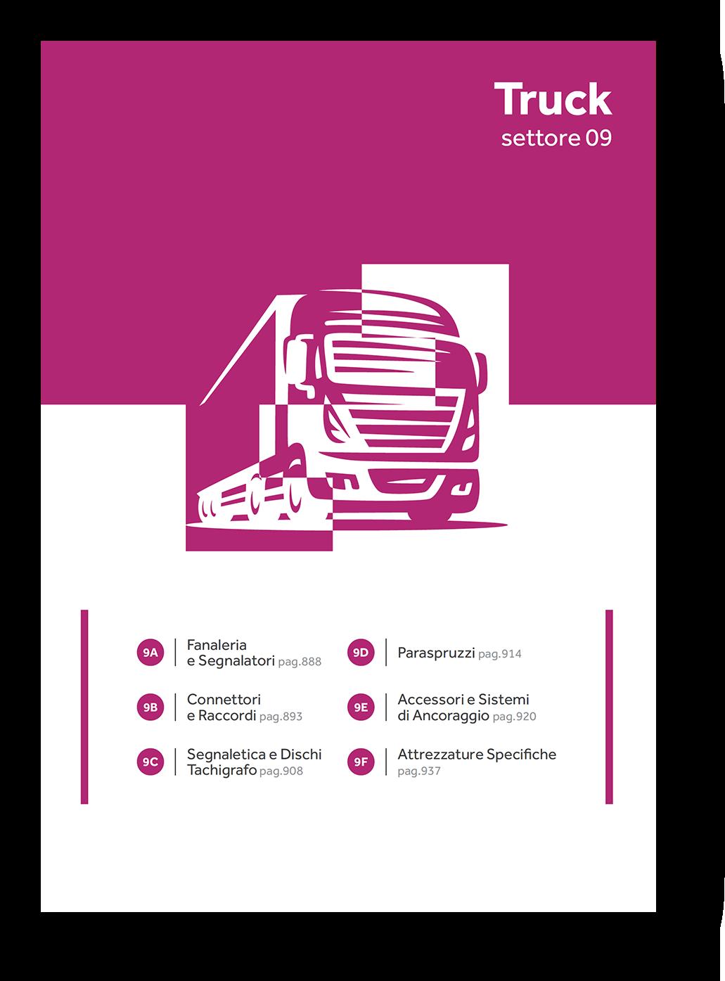 prodotti veicoli commerciali mezzi pesanti manutenzione catalogo