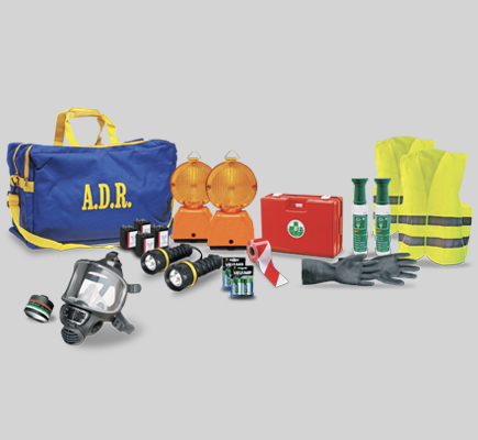 borsa emergenza stradale sicurezza kit