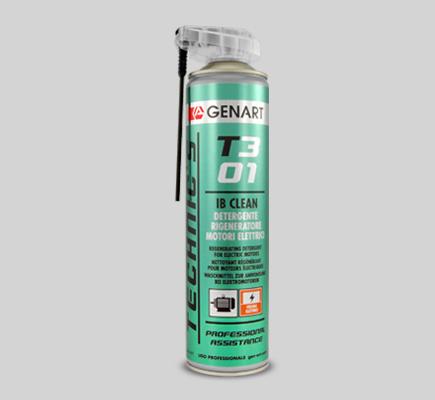 trattamento motori ibridi elettrici aerosol