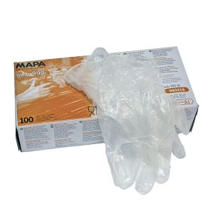 mapa guanti protezione vinile taglie diverse