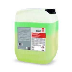 detergente sgrassante bicomponente rimuovi sporco