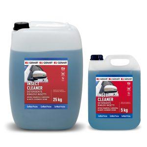 detergente rimuovi insetti residui carrozzeria specifico