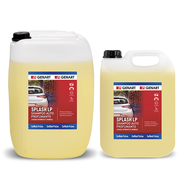 shampoo auto profumato neutro manuale automatico