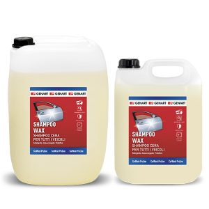 shampoo cera delicato protettivo lavaggio auto