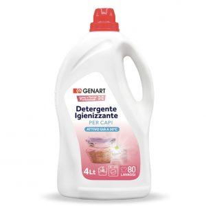 detergente igienizzante bucato lavaggio pulizia