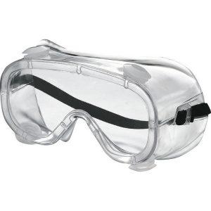 mascherina protezione occhi pvc trasparente