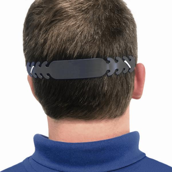 cinturino mascherina facciale regolabile