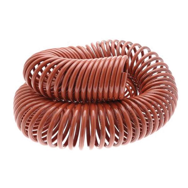 spirale tubo non raccordato rilsan