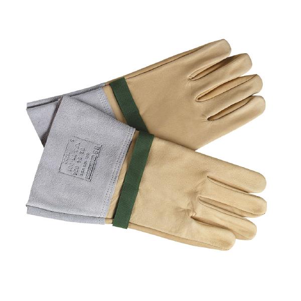 copri guanti cuoio isolanti dpi
