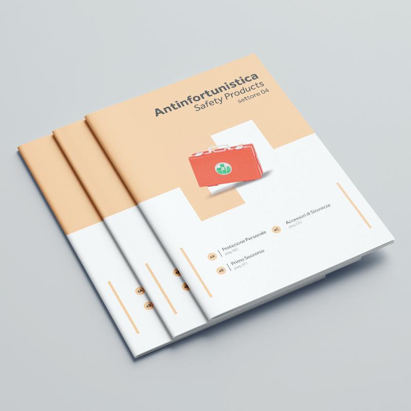 catalogo protezione personale soccorso antinfortunistica
