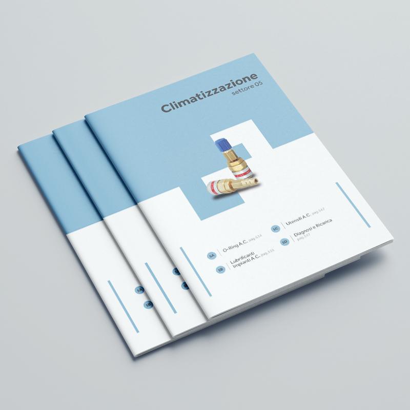 catalogo impianto aria condizionata a/c