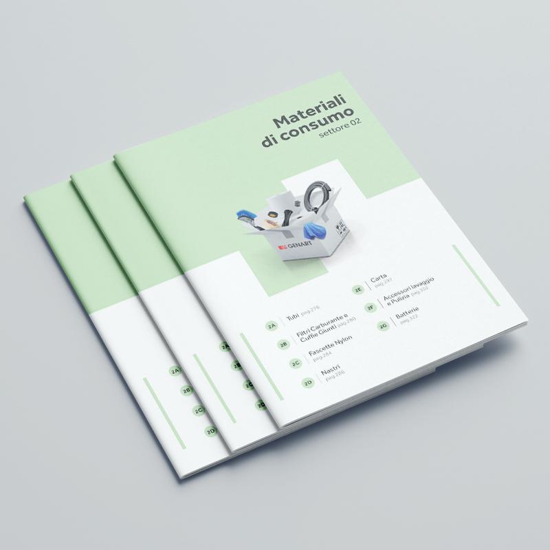 catalogo materiali consumo officina concessionarie