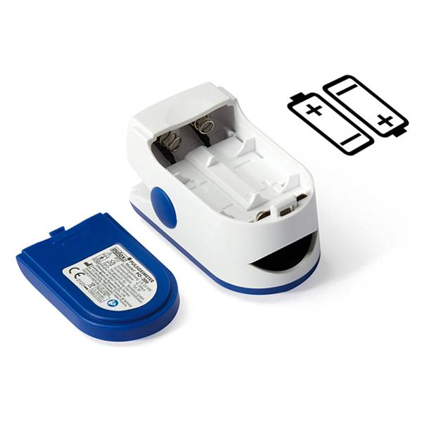 pulsossimetro portatile digitale misura ossigeno