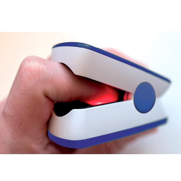 ossimetro dito pulsossimetro professionale saturazione ossigeno